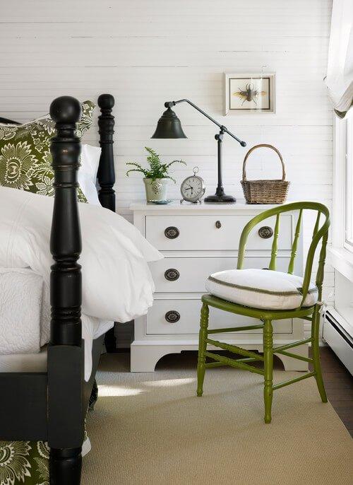 Pantone Greenery in Interior Design