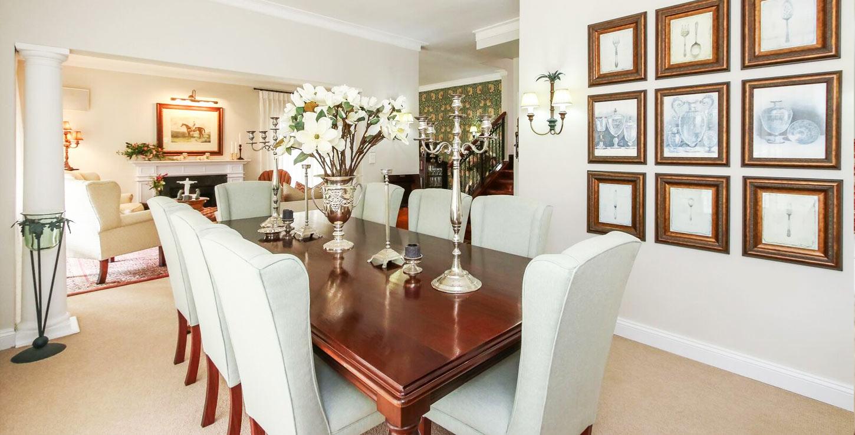 Interior Design Dinning Room Kloof Durban