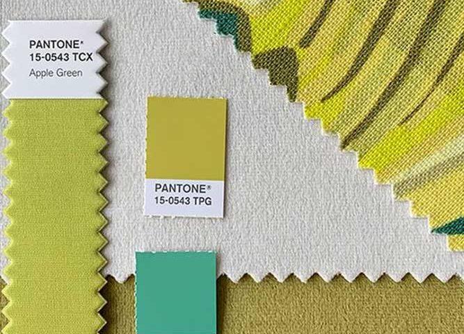 Inspiring Interior Design Summer Trends Colour Palette