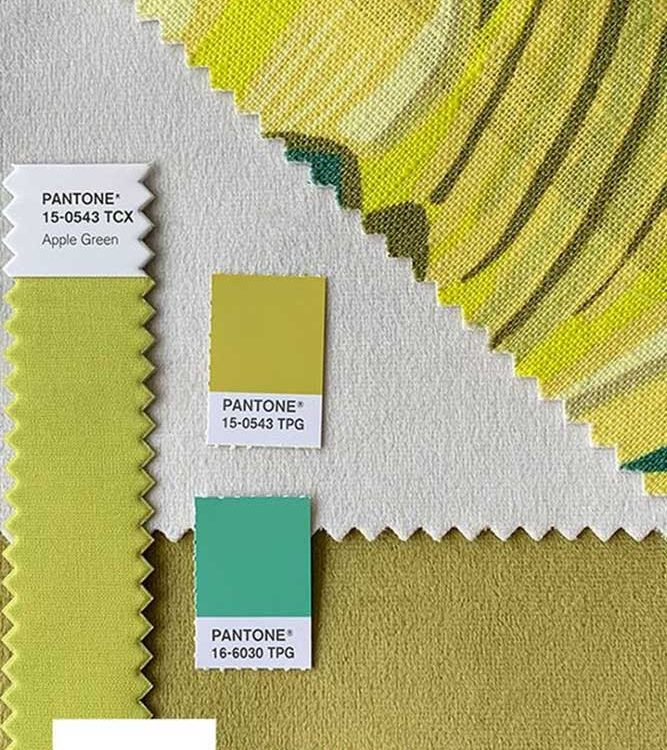 Inspiring Interior Design Summer Trends Colour Palette