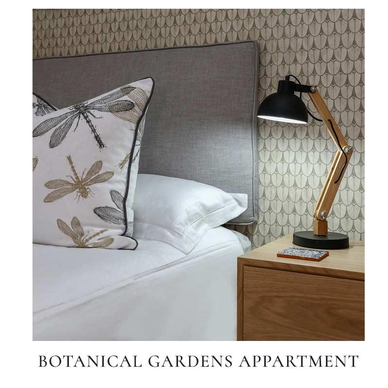 Botanical Apartment Interior Design by Interior Lane