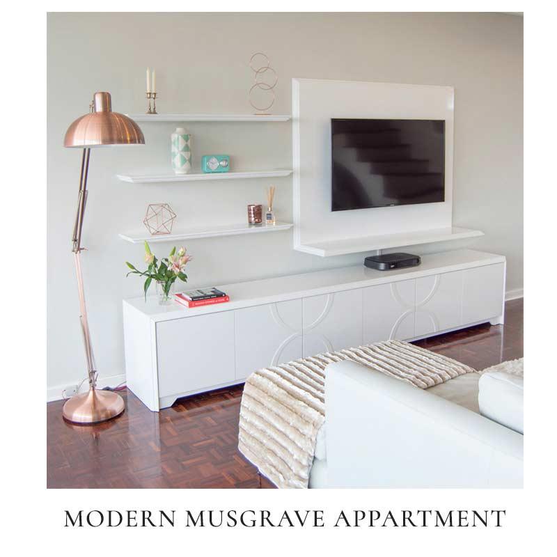 Modern Apartment Interior Design by Interior Lane